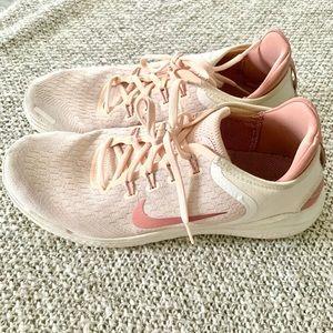 Women's Nike Free Running Shoes